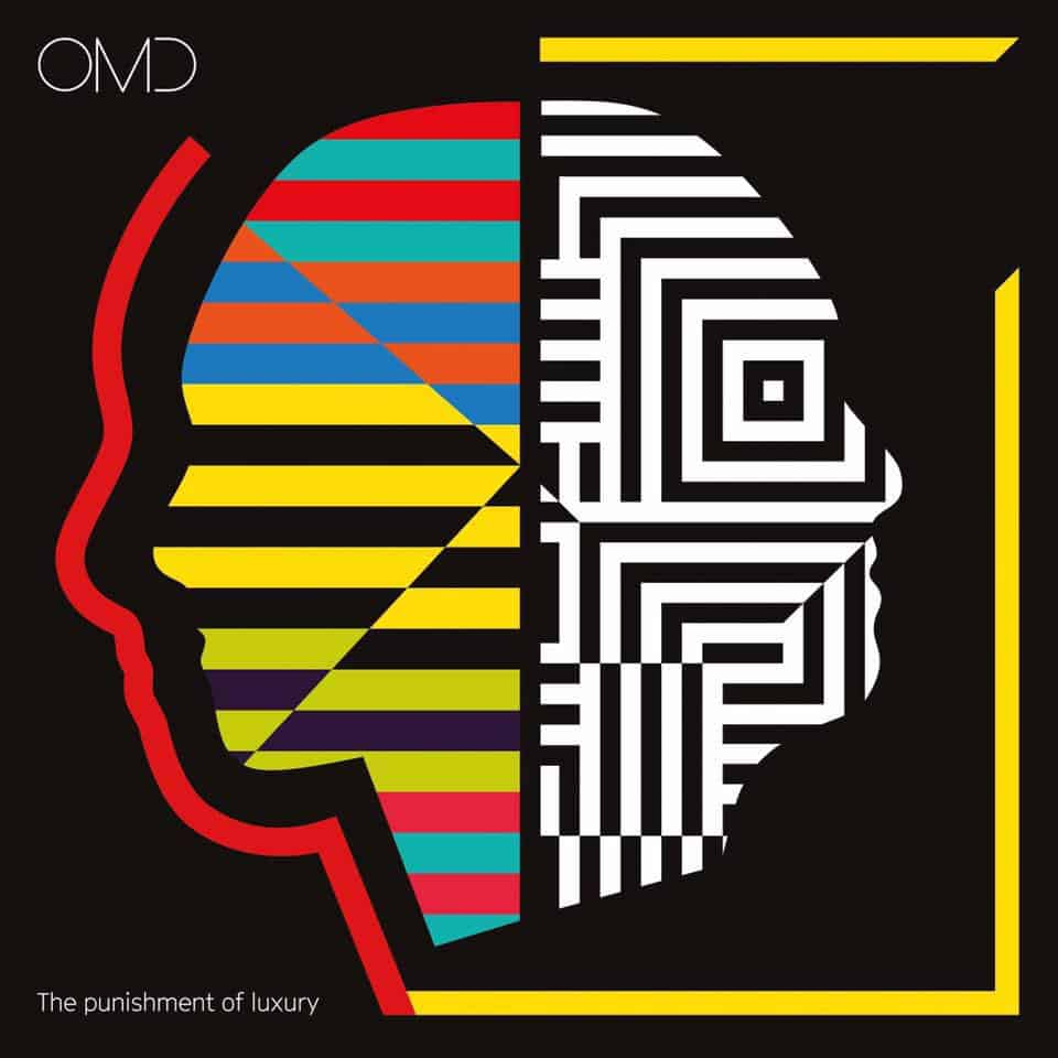 Buy Online O.M.D. - The Punishment of Luxury Yellow Vinyl