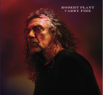 Buy Online Robert Plant - Carry Fire Double Heavyweight Gatefold Vinyl with Etching