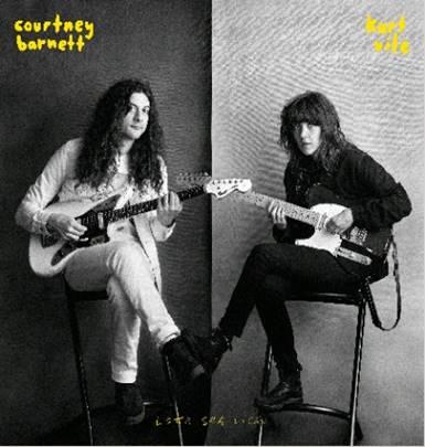 Buy Online Courtney Barnett & Kurt Vile - Lotta Sea Lice White Vinyl (Indie Exclusive)