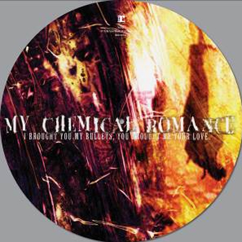 Buy Online My Chemical Romance - Brought You My Bullets, You Brought Me Your Love Picture Disc Vinyl