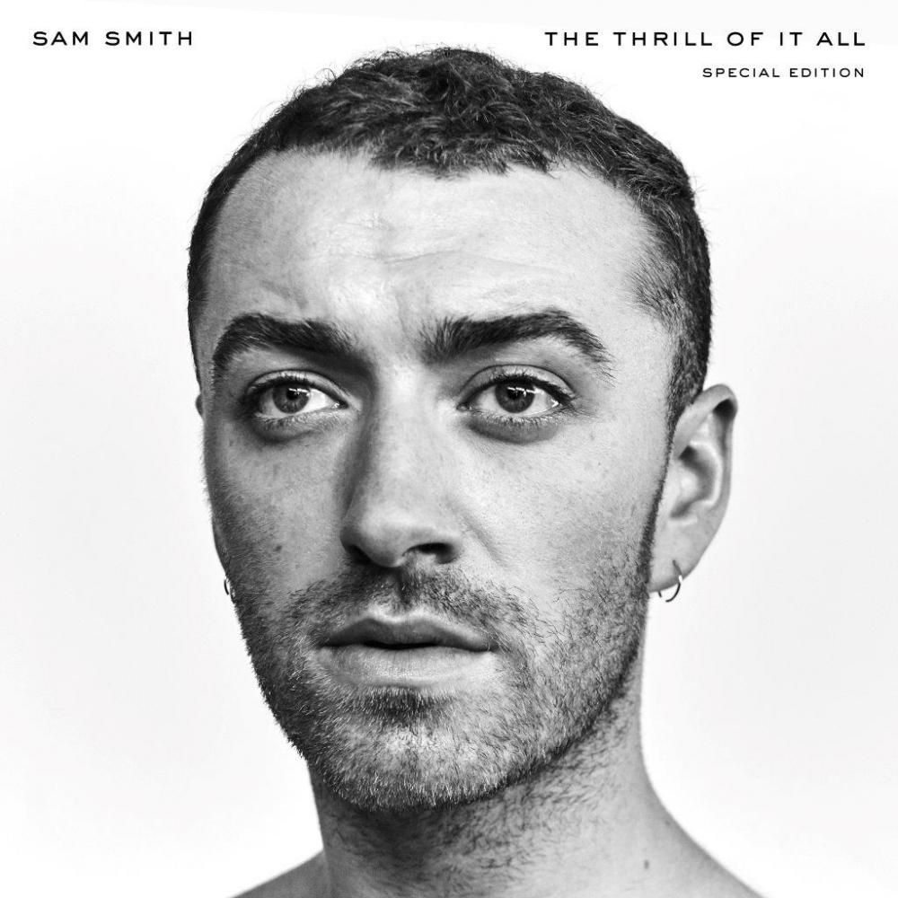 Buy Online Sam Smith - The Thrill Of It All Double White Vinyl (Special Edition)