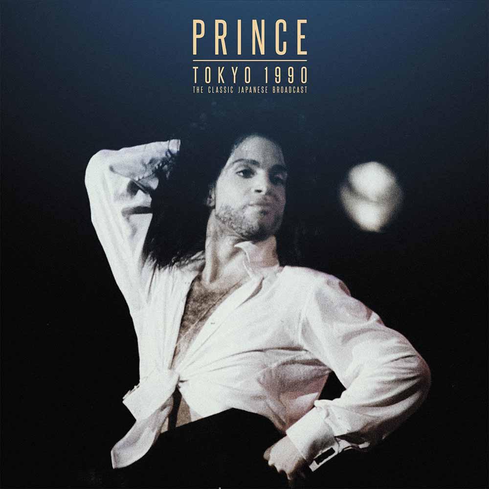 Buy Online Prince - Tokyo '90 Double Vinyl
