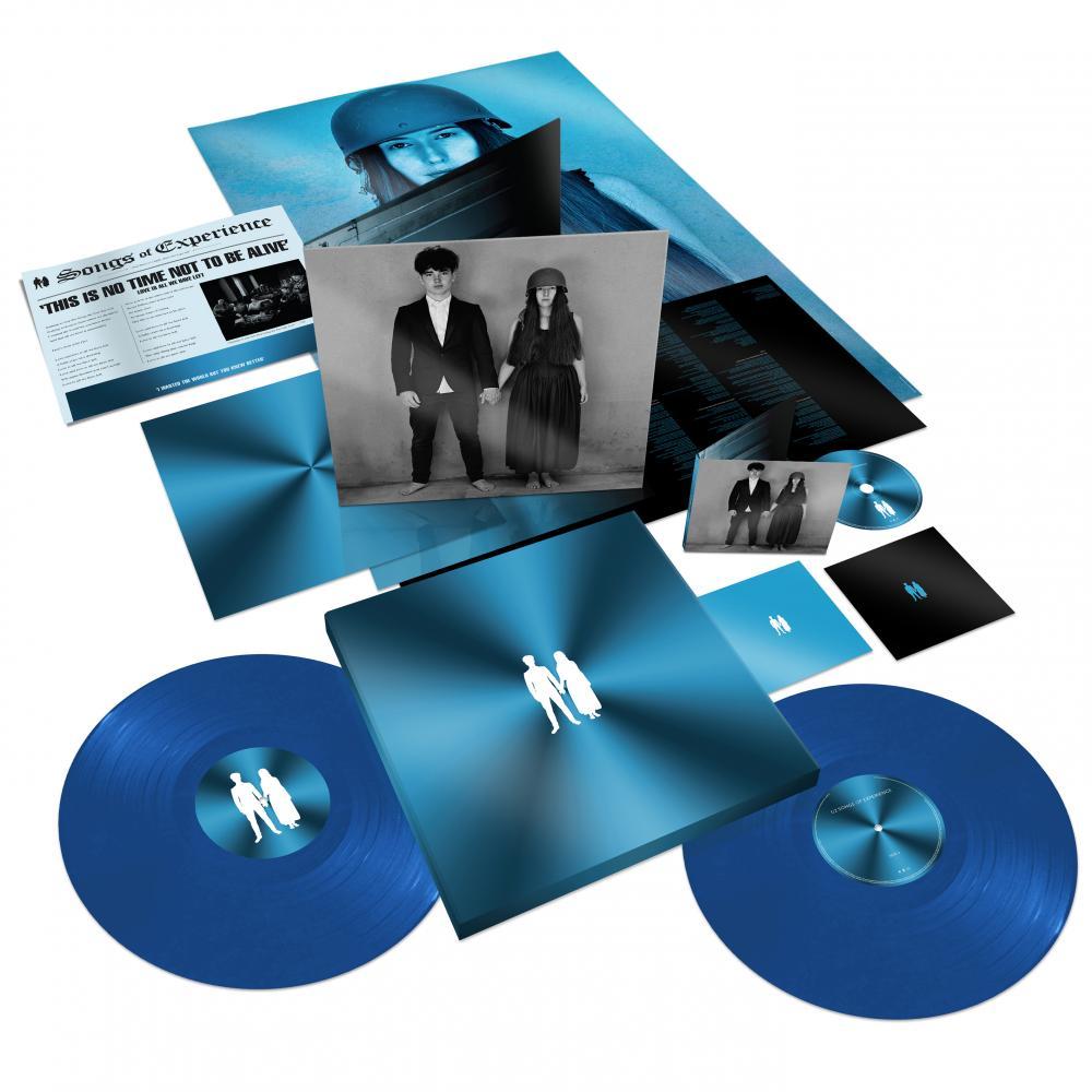 Buy Online U2 - Songs Of Experience Deluxe Boxset