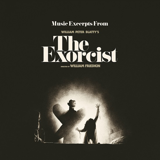 Buy Online Various Artists - The Exorcist  (Original Motion Picture Soundtrack) Black Smoke Vinyl
