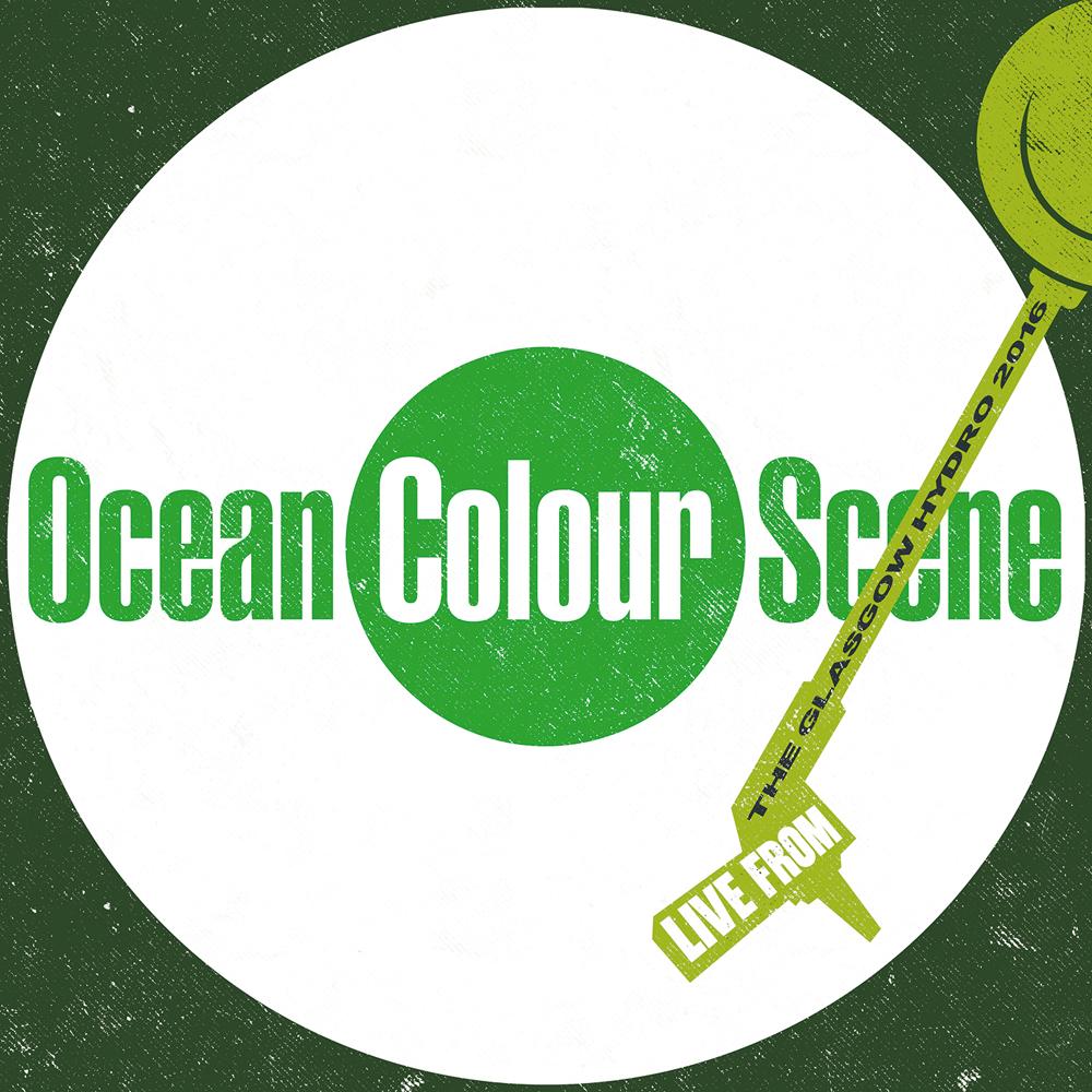 Buy Online Ocean Colour Scene - Live From The Hydro White Vinyl