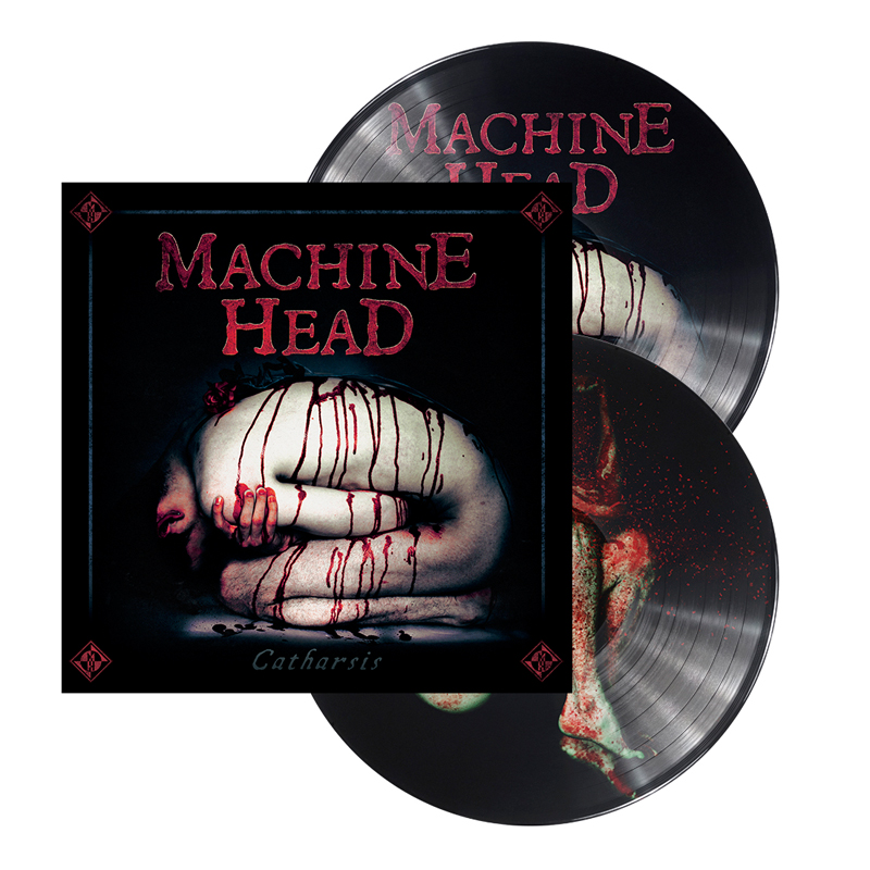 Buy Online Machine Head - Catharsis Picture Disc Double Vinyl