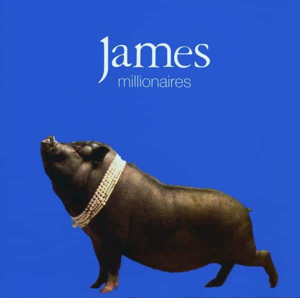Buy Online James - Millionaires Double Vinyl