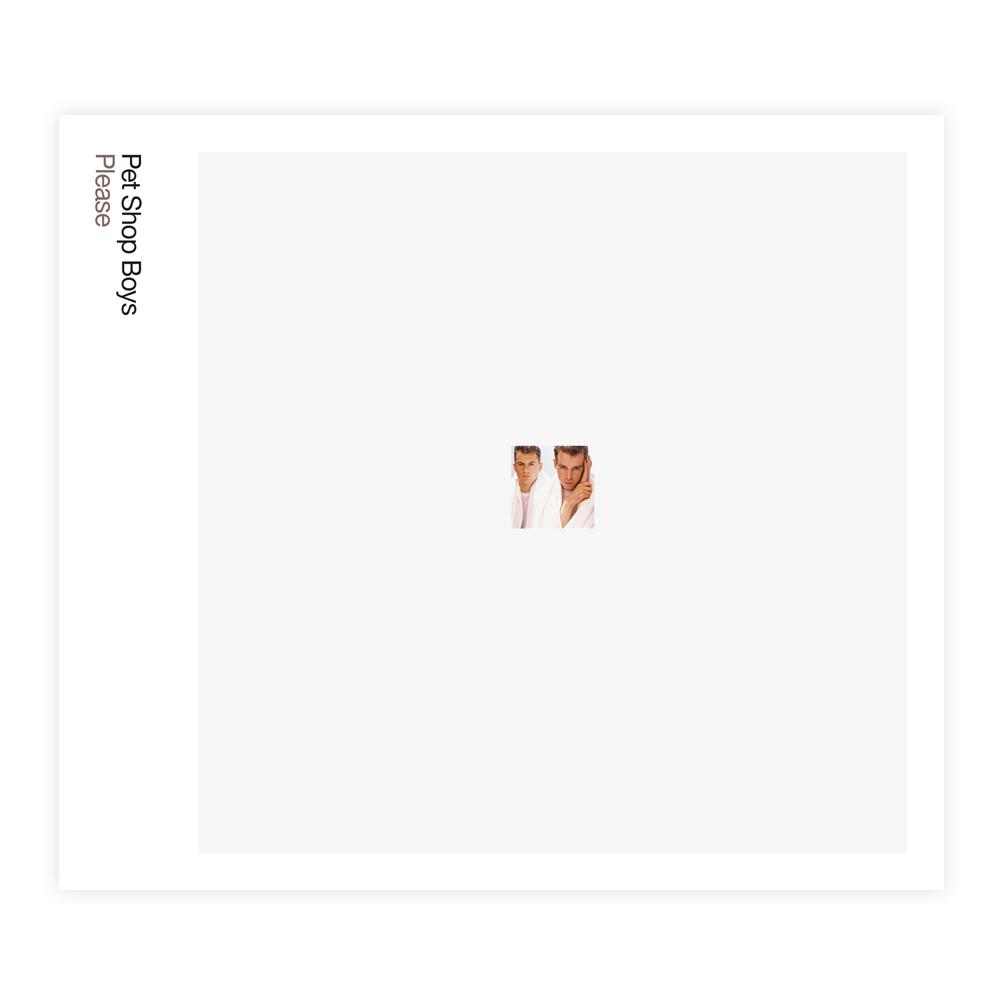 Buy Online Pet Shop Boys - Please Vinyl (Heavyweight)