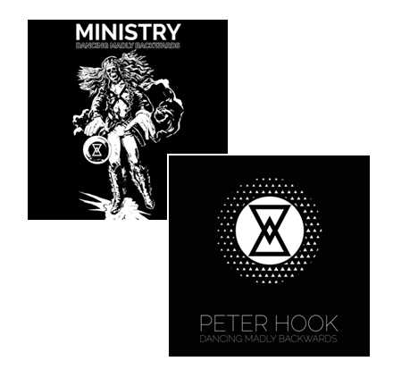 Buy Online Peter Hook / Ministry - Dancing Madly Backwards Vinyl (Split 12-Inch, Coloured Vinyl)