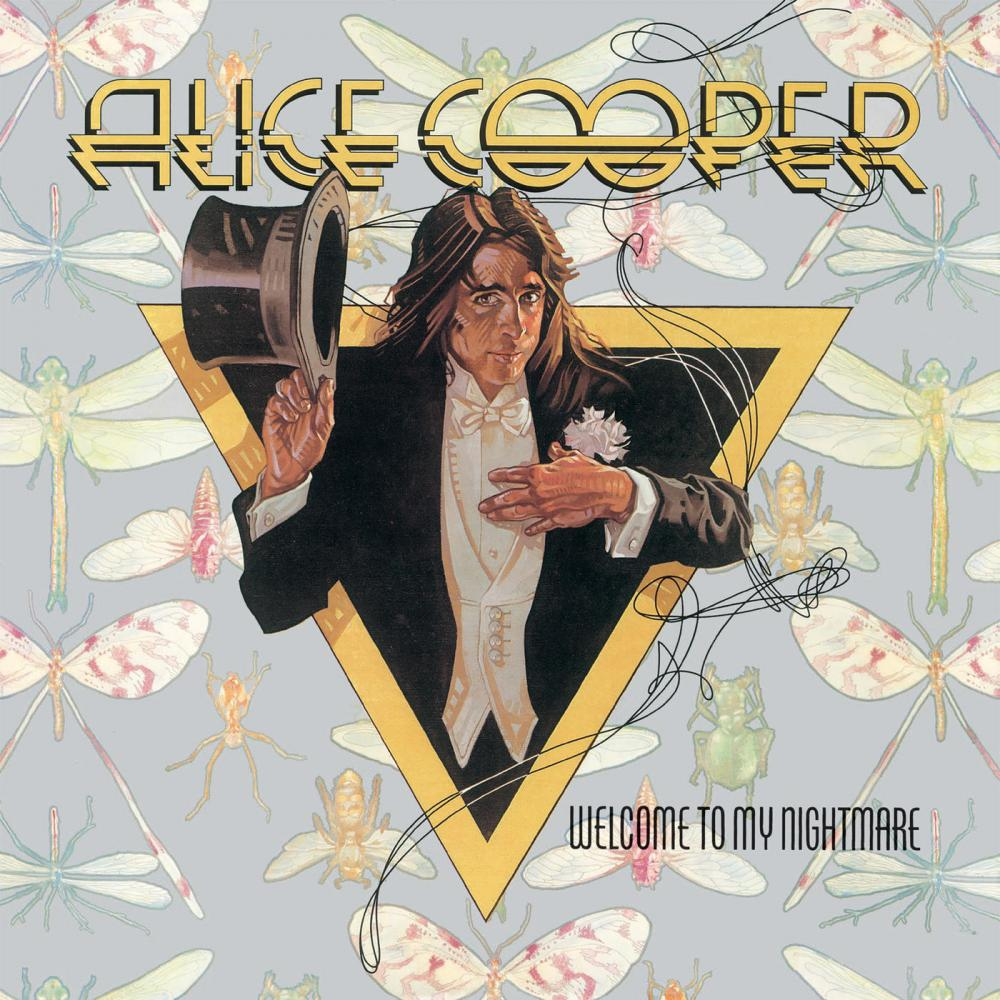 Buy Online Alice Cooper - Welcome To My Nightmare Purple Vinyl