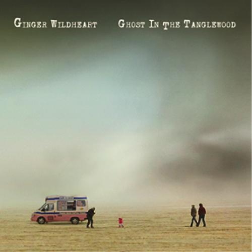 Buy Online Ginger Wildheart - Ghost in The Tanglewood Vinyl (Ltd Edition Marine Vinyl)