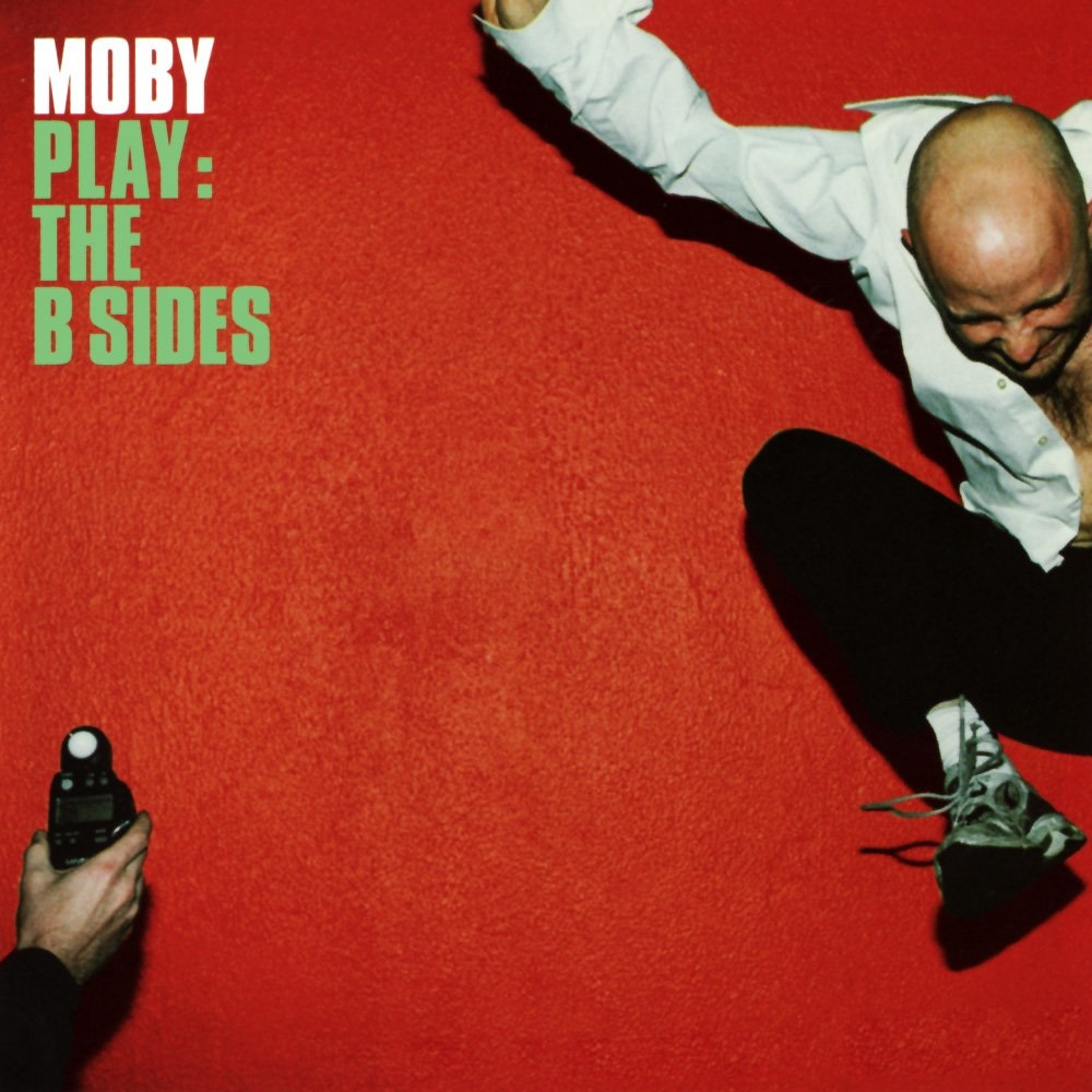 Buy Online Moby - Play: The B-Sides Double Red Vinyl