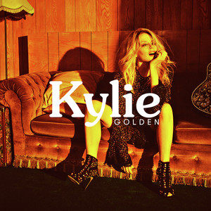 Buy Online Kylie - Golden Clear Vinyl