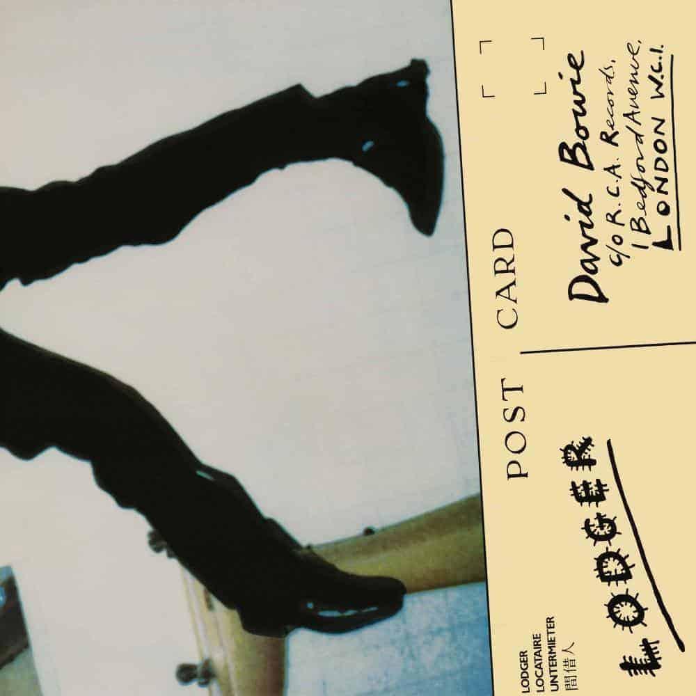 Buy Online David Bowie - Lodger Heavyweight Vinyl