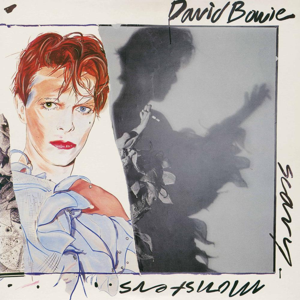 Buy Online David Bowie - Scary Monsters (And Super Creeps) Heavyweight Vinyl