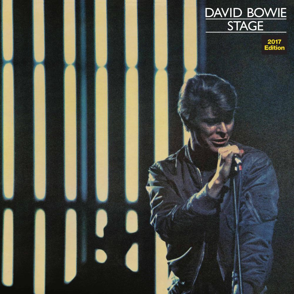 Buy Online David Bowie - Stage (2017) Triple Heavyweight Vinyl