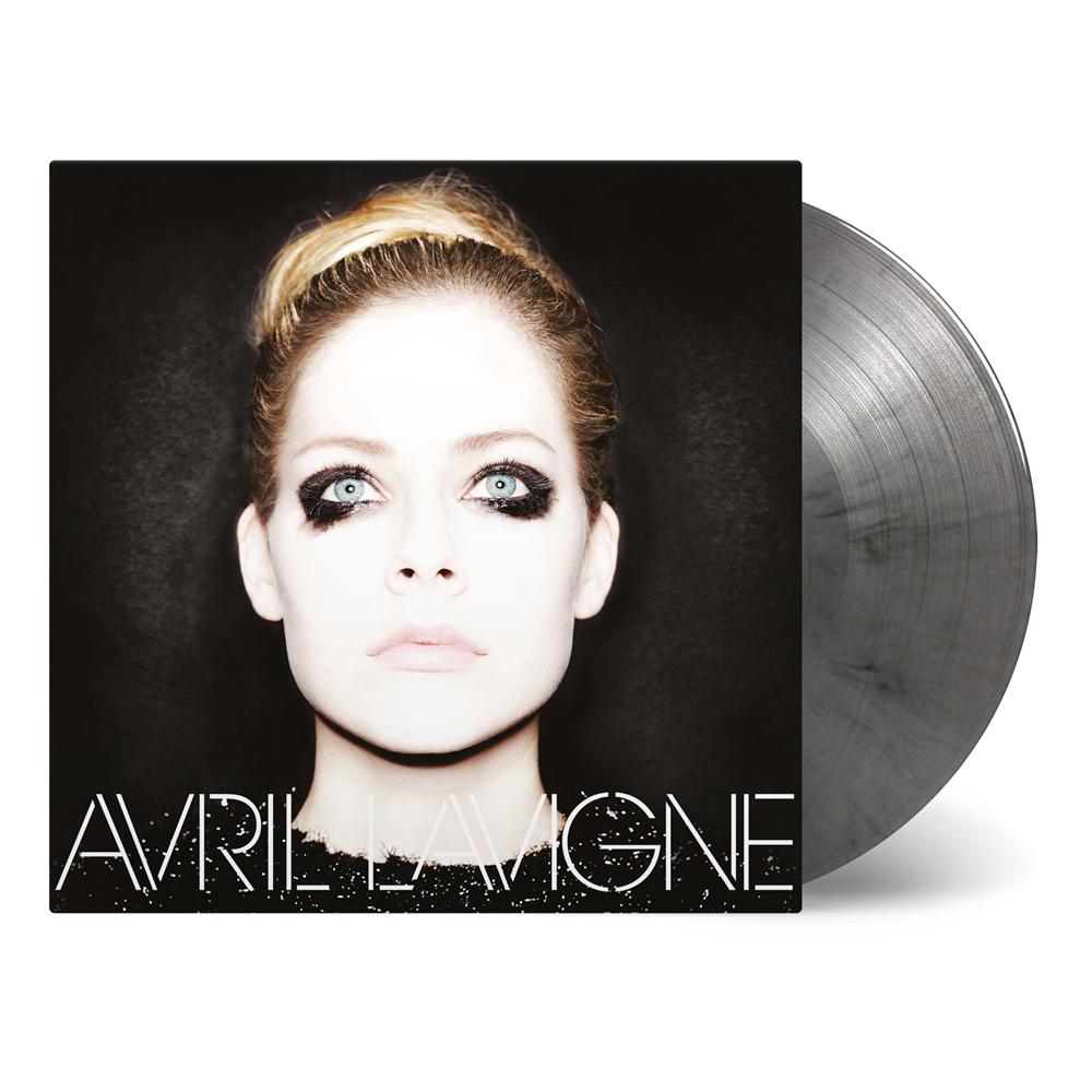 Buy Online Avril Lavigne - Avril Lavigne Silver & Black Vinyl