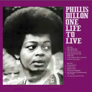 Buy Online Phyllis Dillon - One Life To Live Sky Blue Marble Vinyl