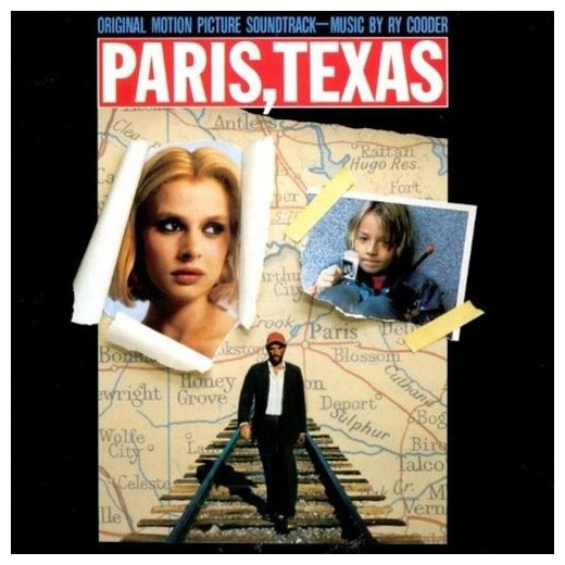 Buy Online Ry Cooder - Paris, Texas OST Clear Vinyl