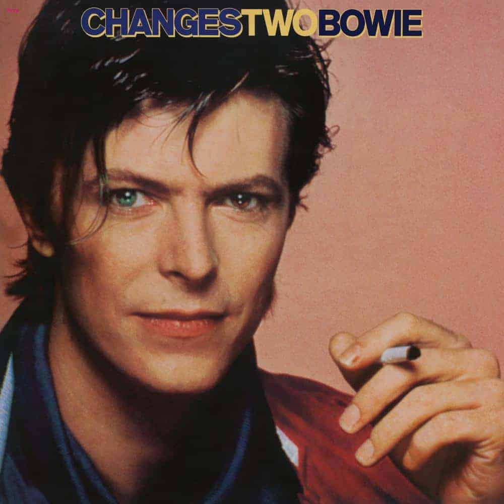 Buy Online David Bowie - ChangesTwoBowie Vinyl (Blue or Black Heavyweight Vinyl)