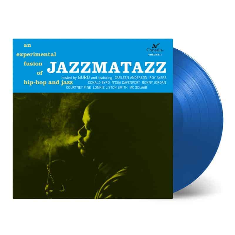 Buy Online Guru - Jazzmatazz Coloured Vinyl
