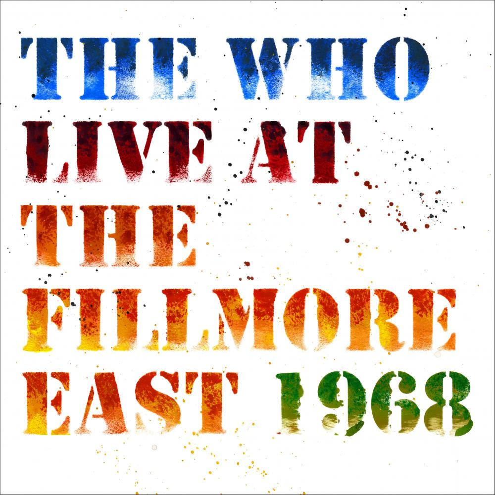Buy Online The Who - Live At the Fillmore East: Saturday April 6th 1968 Triple Vinyl
