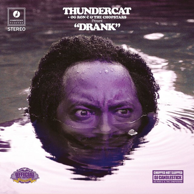 Buy Online Thundercat - Drank Double Purple Coloured Vinyl