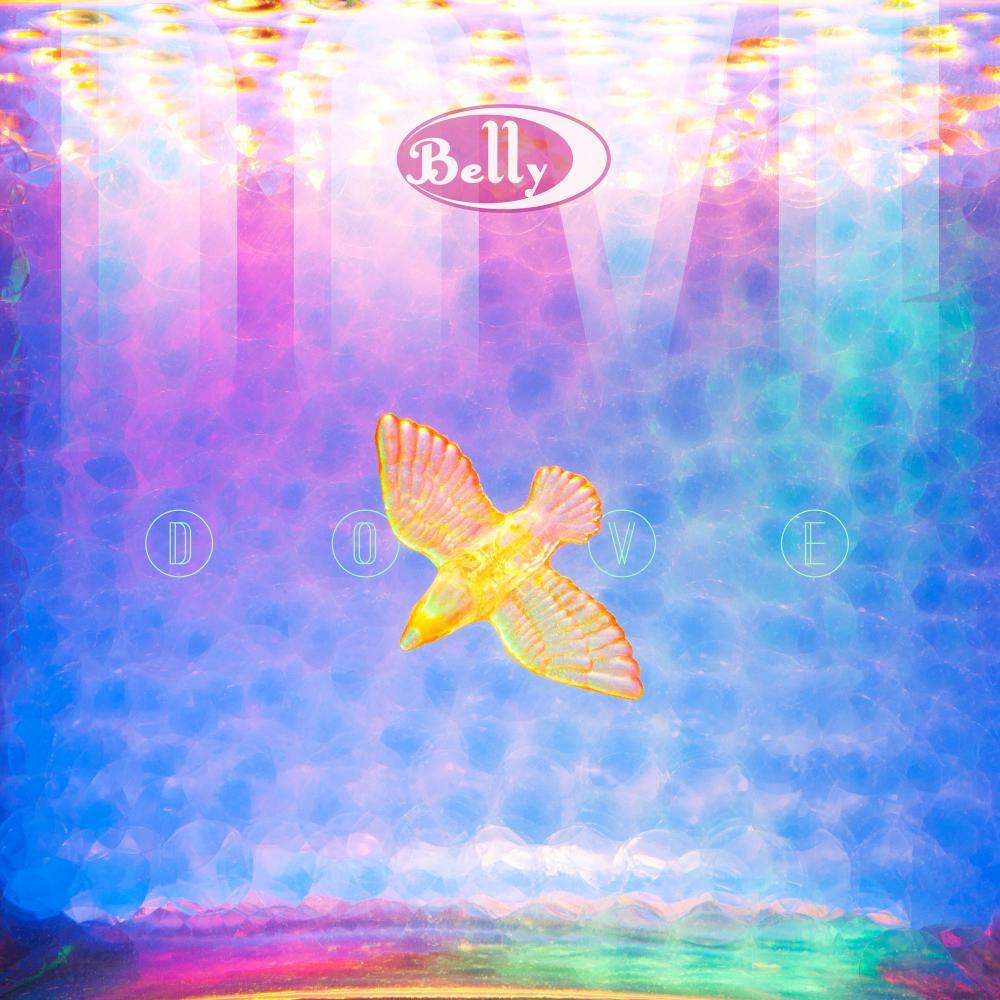 Buy Online Belly - Dove Transparent Yellow w/ Orange Splatter (Ltd Edition)