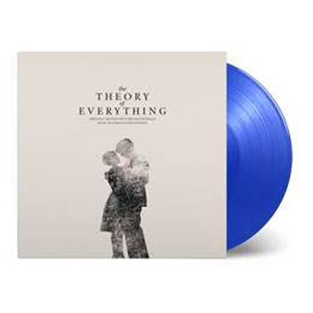 Buy Online Jóhann Jóhannsson - The Theory Of Everything OST Transparent Blue Double Vinyl