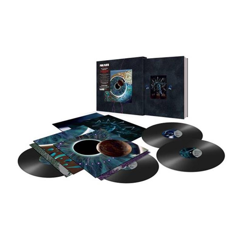Buy Online Pink Floyd - Pulse Four-Disc Vinyl w/ Book Set