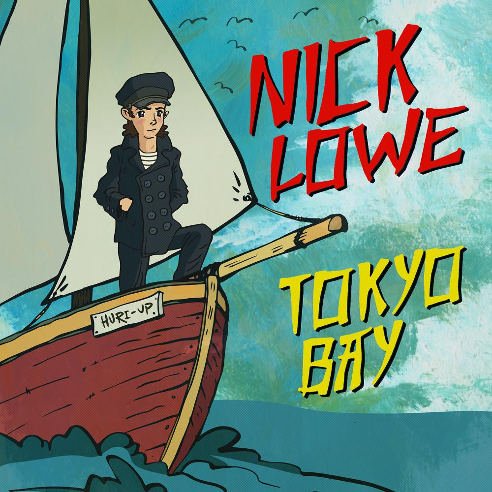 Buy Online Nick Lowe - Tokyo Bay/Crying Inside Ltd Edition Double 7-Inch Vinyl