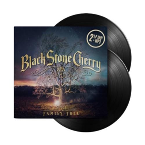 Buy Online Black Stone Cherry - Family Tree Double Black Vinyl + Signed Booklet