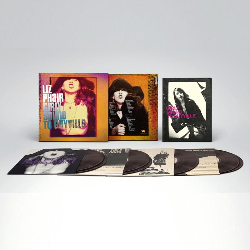 Buy Online Liz Phair - Girly-Sound To Guyville: The 25th Anniversary Box Set