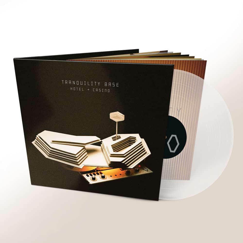 Buy Online Arctic Monkeys - Tranquility Base Hotel & Casino Clear