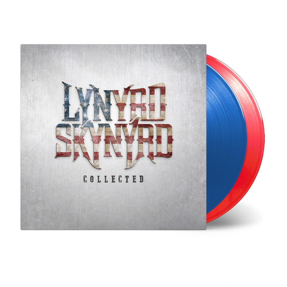 Buy Online Lynard Skynard - Collected Double Coloured Vinyl