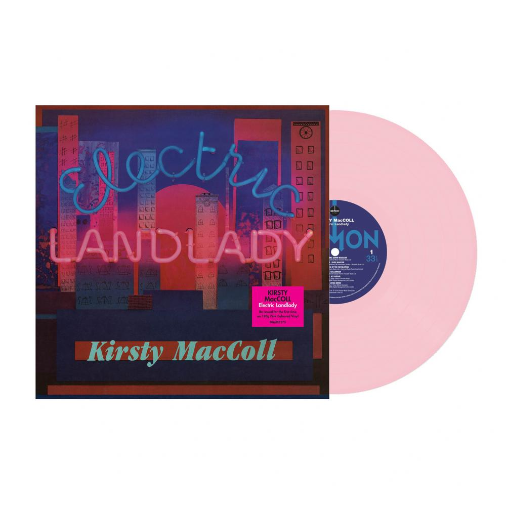 Buy Online Kirsty MacColl - Electric Landlady Pink Heavyweight Vinyl
