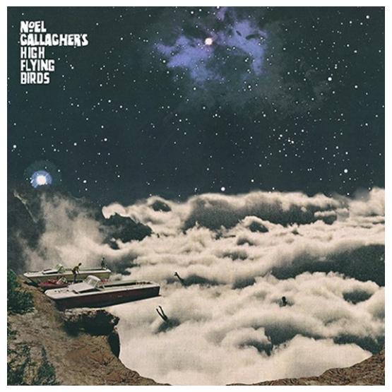 Buy Online Noel Gallagher's High Flying Birds - It's A Beautiful World (Remixes) Monochrome 12-Inch Vinyl