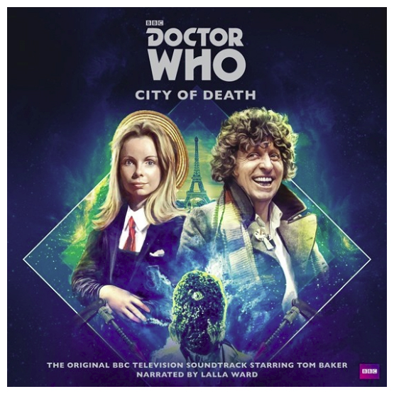 Buy Online Various Artists - Doctor Who: City Of Death Double Green Vinyl