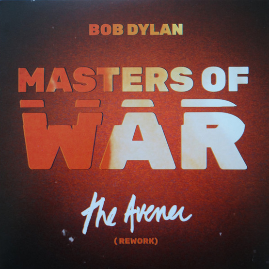 Buy Online Bob Dylan - Masters Of War 7-Inch Vinyl