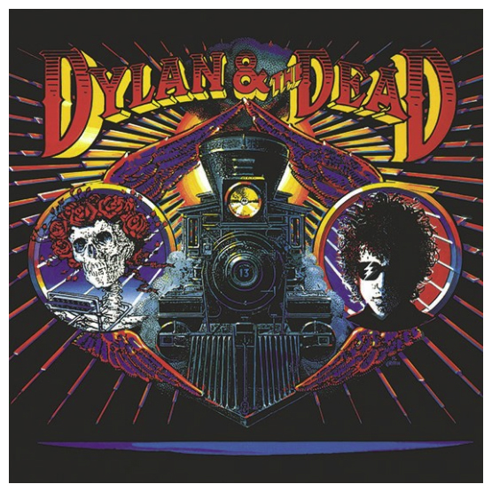 Buy Online Bob Dylan & The Grateful Dead - Dylan & The Dead Red/Blue