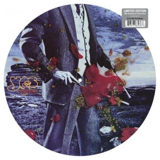 Buy Online Yes - Tormato Picture Disc Vinyl