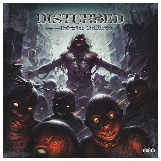 Buy Online Disturbed - The Lost Children Double Vinyl