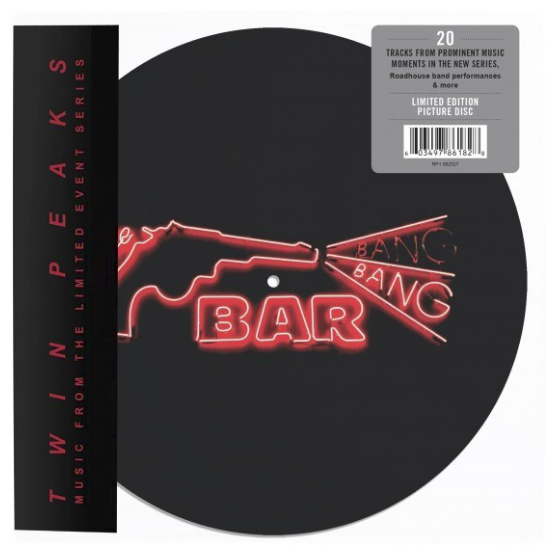 Buy Online Various Artists - Twin Peaks (Music From The Limited Event Series - Score) Picture Disc