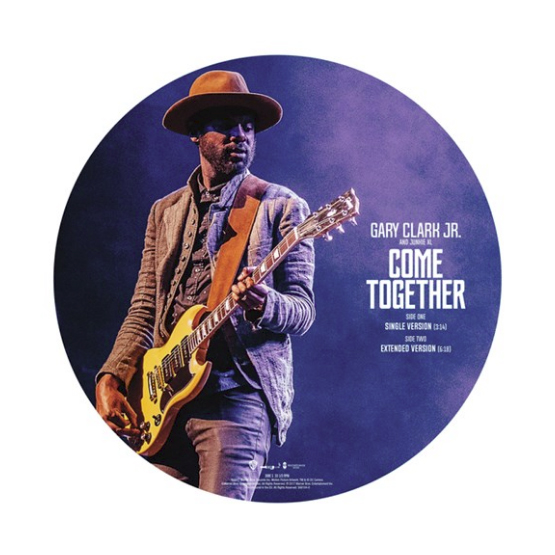 Buy Online Gary Clark Jr. And Junkie XL - Come Together Picture Disc Vinyl