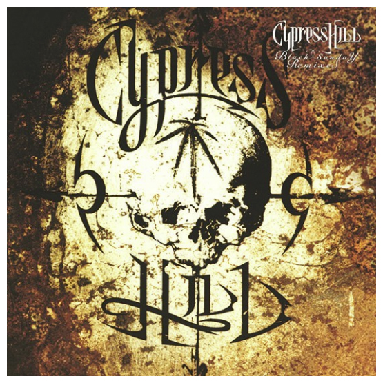 Buy Online Cypress Hill - Black Sunday - Remixes Vinyl