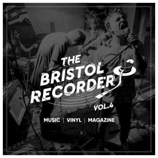 Buy Online Various Artists - The Bristol Recorder 4 Clear Vinyl