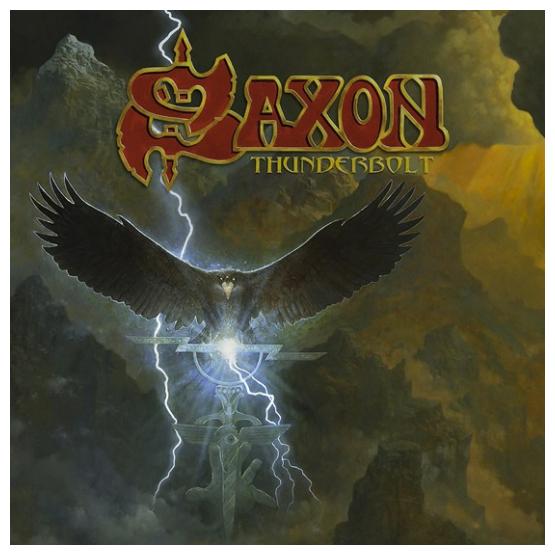 Buy Online Saxon - Thunderbolt Picture Disc Vinyl