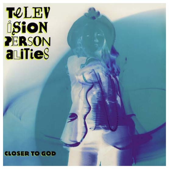 Buy Online Television Personalities - Closer To God Marbled Double Vinyl