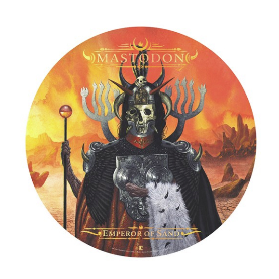 Buy Online Mastodon - Emperor Of Sand Picture Disc Vinyl
