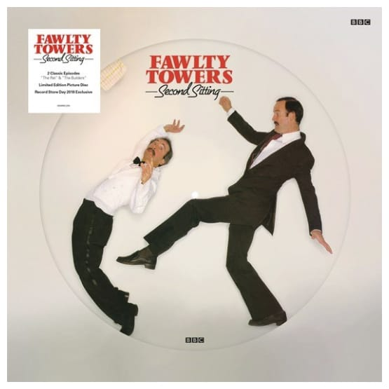 Buy Online Various Artists - Fawlty Towers - Second Sitting Picture Disc Vinyl